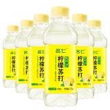 名仁 果味苏打饮料(柠檬味) 375ML*6 塑包装 *8件 103.4元(合12.93元/件)