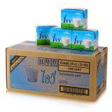 泰国进口 爱谊(Ivy)原味酸奶常温脱脂酸牛奶饮品 180ml*24盒整箱装 *4件 226元(合 56.5元/件)