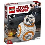 LEGO 乐高 Star Wars 星球大战第八部 75187 BB-8 宇航技工机器人 554.89元包邮含税