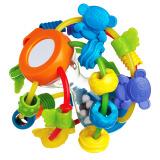 京东PLUS会员:Playgro 派高乐 婴幼儿手抓球牙胶 *4件