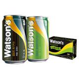 京东PLUS会员:Watsons 屈臣氏 苏打汽水 原味 20罐+香草味苏打汽水 4罐 *3件 164.09元(双重优惠)