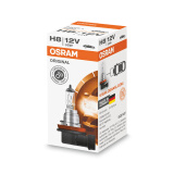 欧司朗(OSRAM) H8 汽车车灯(灯泡)长寿型 远光/近光/雾灯 塑料底座 *4件 136元(合34元/件)