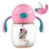 迪士尼(Disney) 宝宝学饮杯 350ml *2件 130元(合 65元/件)