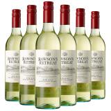 澳洲原瓶进口 洛神山庄赛美蓉长相思干白葡萄酒 750ml*6瓶 整箱装 *3件 507元(合169元/件)
