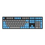 Akko 艾酷 Ducky One One 机械键盘 108键 (Cherry红轴、复古灰蓝) 529元包邮(需用券)