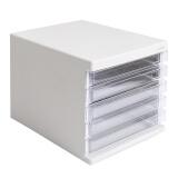 京东PLUS会员:M&G 晨光 ADM95296 五层桌面文件柜 单个装 +图钉4盒 29.5元(需凑单,双重优惠)