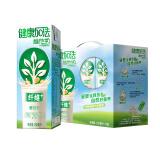 维他奶 健康加法纤维+醇豆奶饮料250ml*12盒 整箱装 *5件 180元(合36元/件)