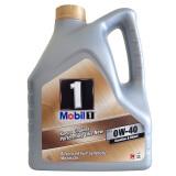 Mobil 美孚1号 FS 0W-40 A3/B4 SN 全合成机油 4L *4件 911.84元(合227.96元/件)