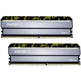芝奇(G.SKILL) Sniper X 狙击系列 DDR4 3200频 16G(8Gx2)套装 台式机内存(空军款)1099元 1099.00