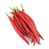 味小仙新鲜红辣椒线椒香辣秦椒二荆条红线椒杭椒1.5kg