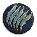 壹家壹站 活冻马来西亚黑虎虾 400g 19-20只 盒装 海鲜水产 *8件 199.2元(合24.9元/件)