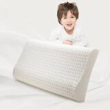 睡眠博士(AiSleep) 人体工学儿童乳胶枕 3-8岁 *2件 132元(合 66元/件)