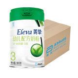 Abbott Eleva 菁挚有机幼儿配方奶粉 3段 900g 6罐装 1525元包邮(需用券,合254元/罐)