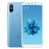 小米(MI)6X 全网通 智能手机 6GB 64GB 冰川蓝 1299元