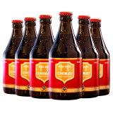 Chimay 智美 红帽 精酿啤酒 330ml 6瓶 *3件 167元(合55.67元/件)