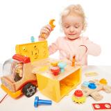 TOP BRIGHT 特宝儿 螺母工具车儿童玩具男孩女孩益智早教宝宝玩具 *2件 210元(合 105元/件)