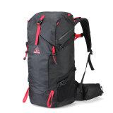 牧高笛(MOBIGARDEN) 登山旅行运动人体工程学背负 轻徒步背包45L EXLQU64003 钢琴黑 137元
