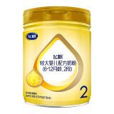 飞鹤 飞帆较大婴儿配方奶粉 2段 900克 162.87元(需用券) 162.87