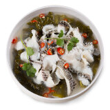 翔泰 冷冻酸菜鱼片 500g/盒 半成品方便菜 含酸菜调料包 海鲜水产 *5件 119.5元(合23.9元/件)