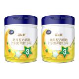 飞鹤(FIRMUS)星飞帆幼儿配方奶粉 3段( 12-36个月幼儿适用) 700克*2罐 527元