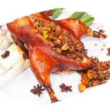 老杜 上海特色菜八宝鸭 800g(葫芦鸭整只酱鸭) *2件 53.8元(需用券,合26.9元/件)