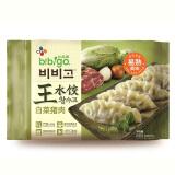 必品阁(bibigo) 白菜猪肉 王水饺 600g *7件 108.6元(合 15.51元/件)