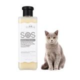 逸诺(enoug)SOS猫咪专用香波 宠物香波沐浴露 530ml *6件 130元(合 21.67元/件)