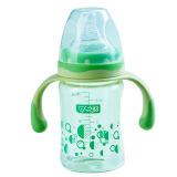 IVORY 爱得利 R-104 宽口径玻璃奶瓶 160ml *3件 125元(合41.67元/件)