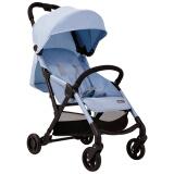 咕比(Gubi)婴儿推车 超轻便折叠便携伞车 可上飞机可坐可躺婴儿车J-S319B-01(静谧蓝) 499元