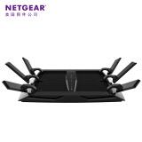 12日0点:NETGEAR 美国网件 R8000 Nighthawk X6 AC3200 三频千兆无线路由器 729元包邮(需用券)