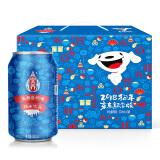 限广东:宜养乳酸菌奶啤风味饮品 300ml*12罐/箱 *5件