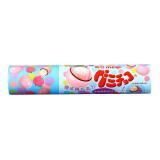 明治(Meiji)巧克力 水果橡皮糖果 儿童软糖 水蜜桃酸奶味50g *13件 93.35元(合7.18元/件)