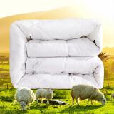 瑞卡丝 羊毛被 藏山羊单人5斤 150*200cm 139.5元