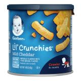 陪伴计划专享:Gerber 嘉宝 儿童泡芙条 切达奶酪口味 42g 9.9元(需买2件,共19.8元,需用券)