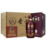 金种子 徽蕴 6 种子酒 40度460ml*6瓶整箱装 白酒 浓香型+凑单品 517元