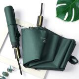 Supple 商务黑胶防晒伞 纯色系列 24.69元包邮(需用券)