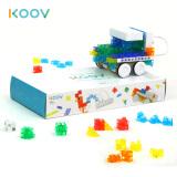 索尼(SONY)KOOV可编程教育机器人 益智 儿童玩具 礼品 STEAM课件 启蒙版 1499元
