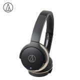 audio-technica 铁三角 ATH-AR3BT 头戴式无线蓝牙耳机 黑色 698.00
