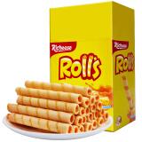印尼进口 丽芝士 Richeese 芝心棒 奶酪味 夹心卷 180g/盒 *19件 155.2元(合8.17元/件)