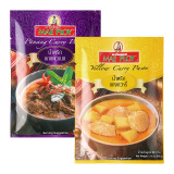 泰国进口 泰娘 黄咖喱帕南咖喱 50g*2袋 *12件 90.8元(合7.57元/件)