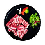 限地区: 中荣 巴西进口精选牛腩块 1kg 49元,可优惠至24.5元 24.50