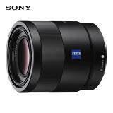 索尼(SONY)Sonnar T* FE 55mm F1.8 ZA全画幅蔡司标准定焦微单相机镜头 E卡口(SEL55F18Z)人像 街拍 风光 4199元