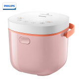PHILIPS 飞利浦 HD3070/00 电饭煲 2L 粉色 369元