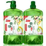 立白 茶籽洗洁精双瓶省心装 1.45kg*2瓶20.9元 20.90
