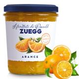 德国进口 嘉丽(Zuegg)果肉果酱 橙子果酱瓶装 面包搭档 330g *5件 99.5元(合 19.9元/件)