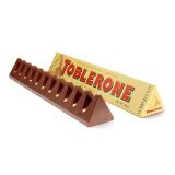 TOBLERONE 瑞士三角 牛奶巧克力 100g *9件 95.37元(需用券,合10.6元/件)