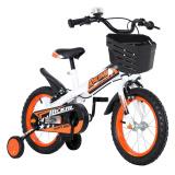 京东PLUS会员:Happy Dino 小龙哈彼 LB03 儿童自行车 12寸 白橙色