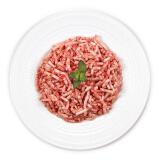 超级香!精气神 猪肉馅( 70%瘦肉) 400g/袋 山黑猪 299-150!