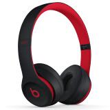Beats Solo3 Wireless 头戴式 蓝牙无线耳机 手机耳机 游戏耳机 - 桀骜黑红(十周年版) MRQC2PA/A 券后 1298元