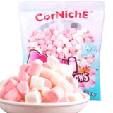 可尼斯 CorNiche 迷你棉花糖 200g *10件 99元(合9.9元/件)
